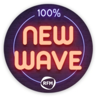 Logo de la radio RFM 100 % New Wave