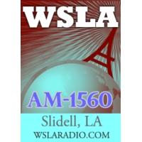 Logo of radio station WSLA Radio