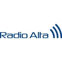 Logo of radio station Radio Alta