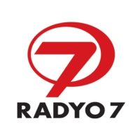 Logo of radio station Radyo 7