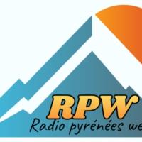 Logo of radio station Radio Pyrénées Web