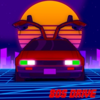 Logo of radio station 80s Drive