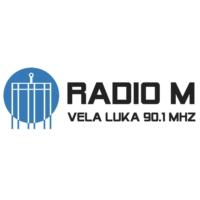 Logo of radio station Radio M 90.1