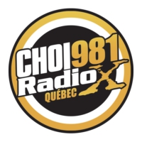 Logo of radio station CHOI 98.1 Radio X