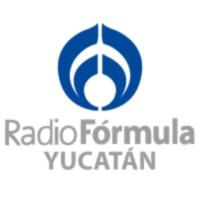 Logo de la radio Radio Fórmula Yucatán 105.1 FM