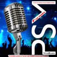 Logo de la radio PSM Factory Webradio