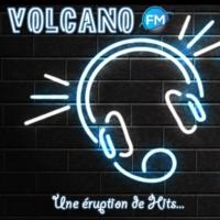 Logo of radio station VOLCANO FM