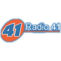 Logo of radio station Radio 41 1360 AM