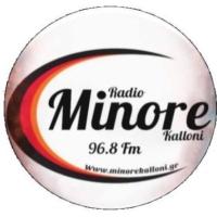 Logo of radio station Minóre Kallonís 96.8 - Μινόρε Καλλονής 96.8