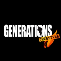 Logo of radio station Generations - Freestyle