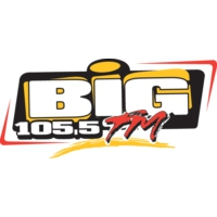 Logo of radio station CHUB BIG 105.5 FM