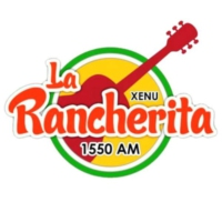 Logo of radio station XENU La Rancherita 1550 AM