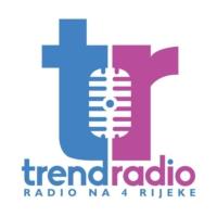 Logo of radio station Trend Radio