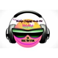 Logo of radio station Rentak Pelangi MuzikFM