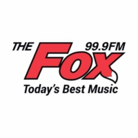 Logo de la radio CFGX-FM The Fox 99.9