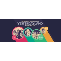 Logo of radio station yesterdayland