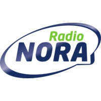 Logo of radio station Radio Nora
