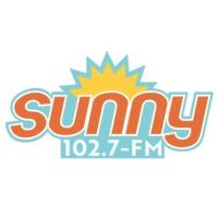 Logo of radio station WGUS Sunny 1027