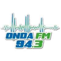 Logo of radio station Onda FM