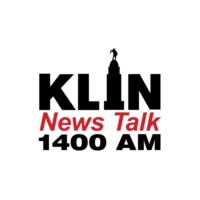 Logo de la radio 1400 AM KLIN
