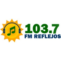 Logo of radio station Reflejos FM