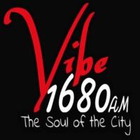 Logo of radio station Vibe 1680