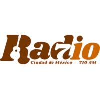 Logo of radio station XEMP-AM Radio 710