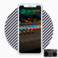 Logo de la radio Elim FM