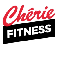 Logo of radio station Chérie Fitness