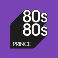 Logo of radio station 80s80s Prince