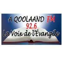 Logo de la radio A QOOLAAND FM 92.6