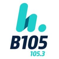 Logo of radio station B105