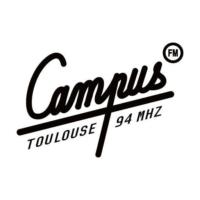 Logo of radio station Campus FM Toulouse 94.0