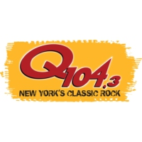 Logo of radio station WAXQ Q104.3