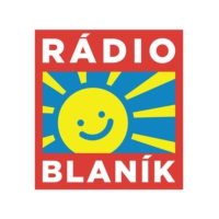 Logo of radio station Rádio BLANÍK