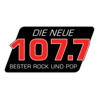 Logo of radio station Die Neue 107.7 - Bester Rock & Pop