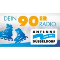 Logo de la radio Antenne Düsseldorf - 90er Radio