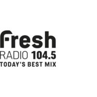 Logo of radio station CFLG-FM 104.5 Fresh Radio