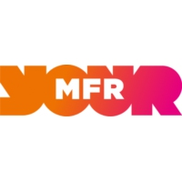Logo of radio station MFR