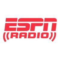Logo of radio station ESPN Radio