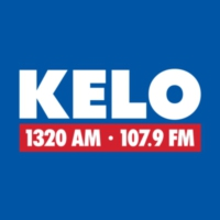 Logo of radio station KELO 1320 AM