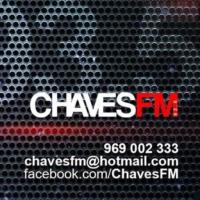 Logo of radio station Rádio Larouco Chaves