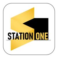 Logo de la radio Station1 Radio