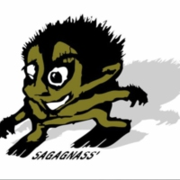 Logo de la radio Sagagnass Airwaves