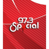 Logo of radio station Spacial 97.3