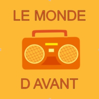 Logo of radio station Le Monde d avant