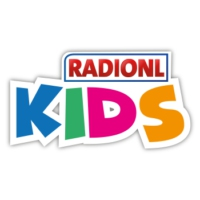 Logo of radio station RADIONL Kids