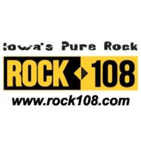 Logo de la radio KFMW Rock 108