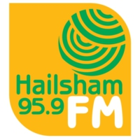 Logo of radio station Hailsham FM