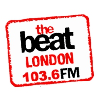 Logo de la radio The Beat London 103.6 FM